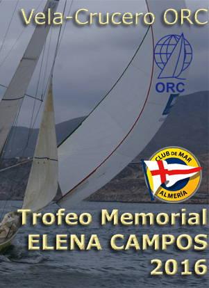 Trofeo Vela Crucero Memorial Elena Campos - Club de Mar Almería