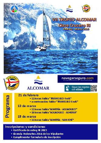 VII Trofeo Alcomar - Club de Mar Almeria