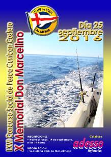 X Memorial-Don Marcelino - Club de Mar Almería