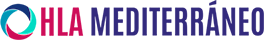 Logo HLA Mediterráneo